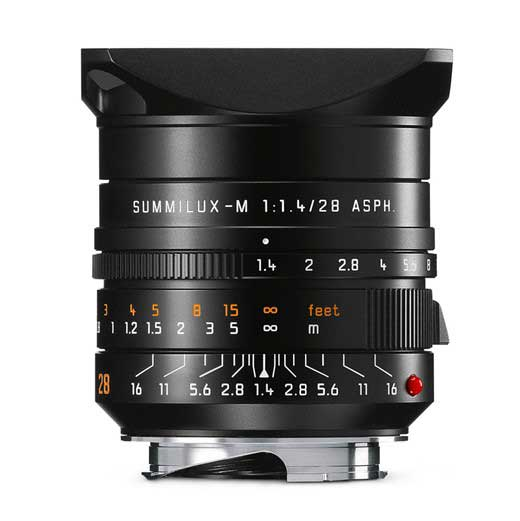 Leica Summilux-M 28 mm F:1,4 ASPH objektív