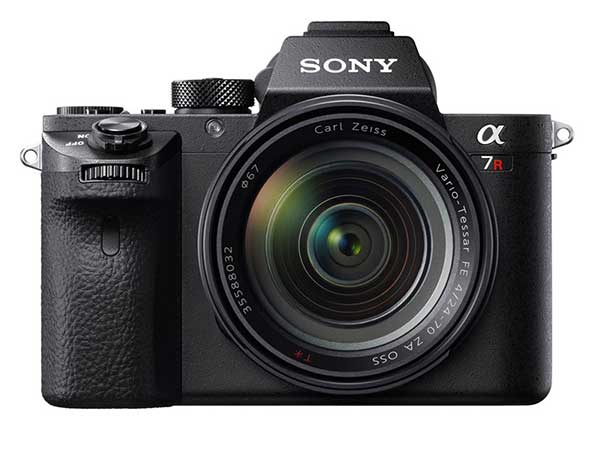 Sony α7R II digitális fényképezőgép