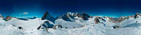 A világ legnagyobb felbontású panorámaképe 70 000 képből áll