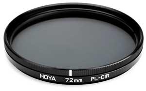Hoya cirkuláris polarizációs szűrő