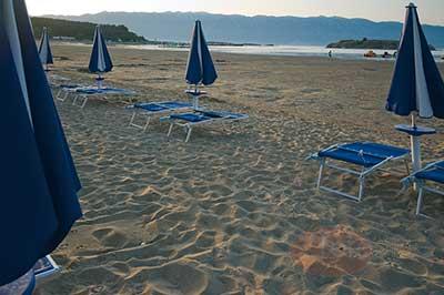 Strand csendélet más-más nézőpontból