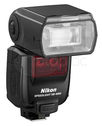 Rádióvezérelt Nikon SB-5000 vaku