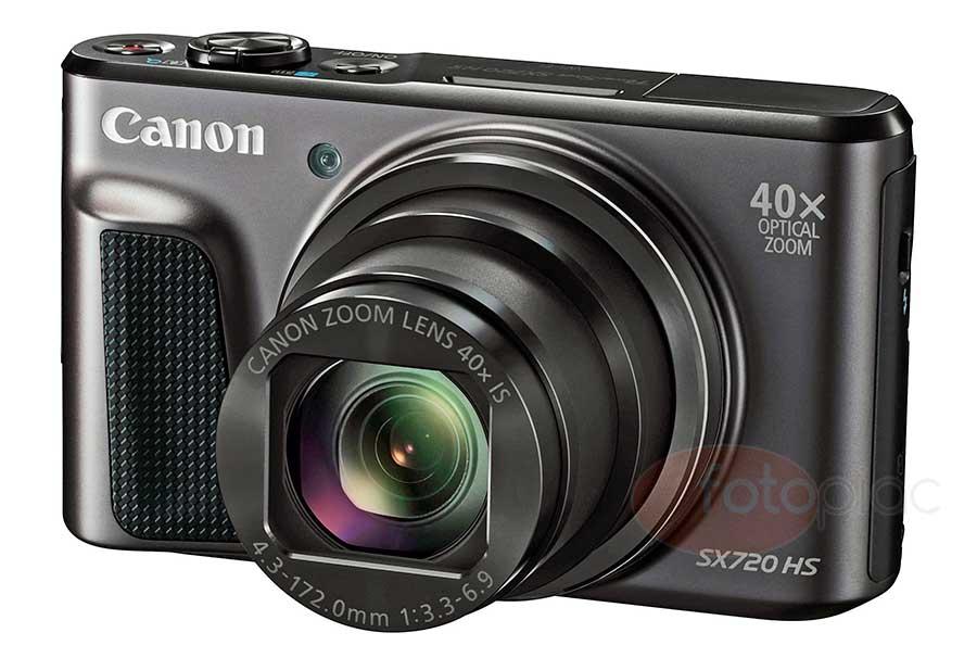 Canon PowerShot SX720 HS hatalmas zoommal és kiváló képminőséggel