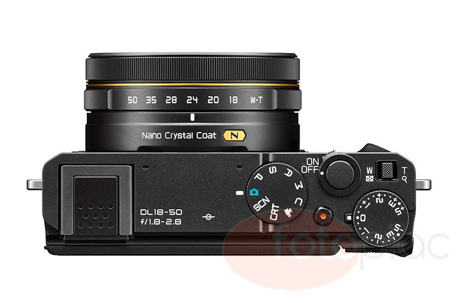 Nikon DL 18-50 f/1,8-2,8 digitális kompakt fényképezőgép