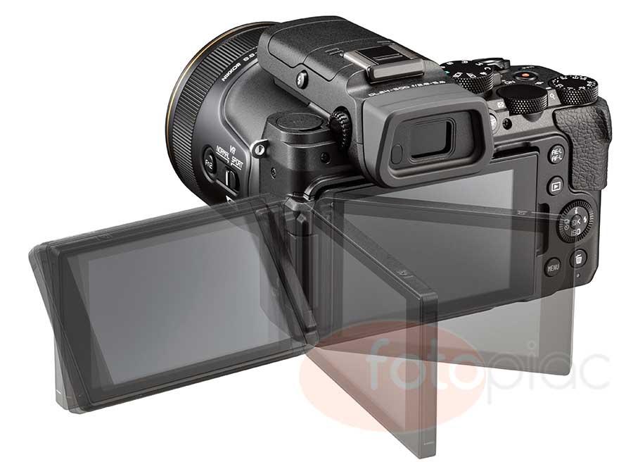 Nikon DL 24-500 f/2,8-5,6 digitális kompakt fényképezőgép