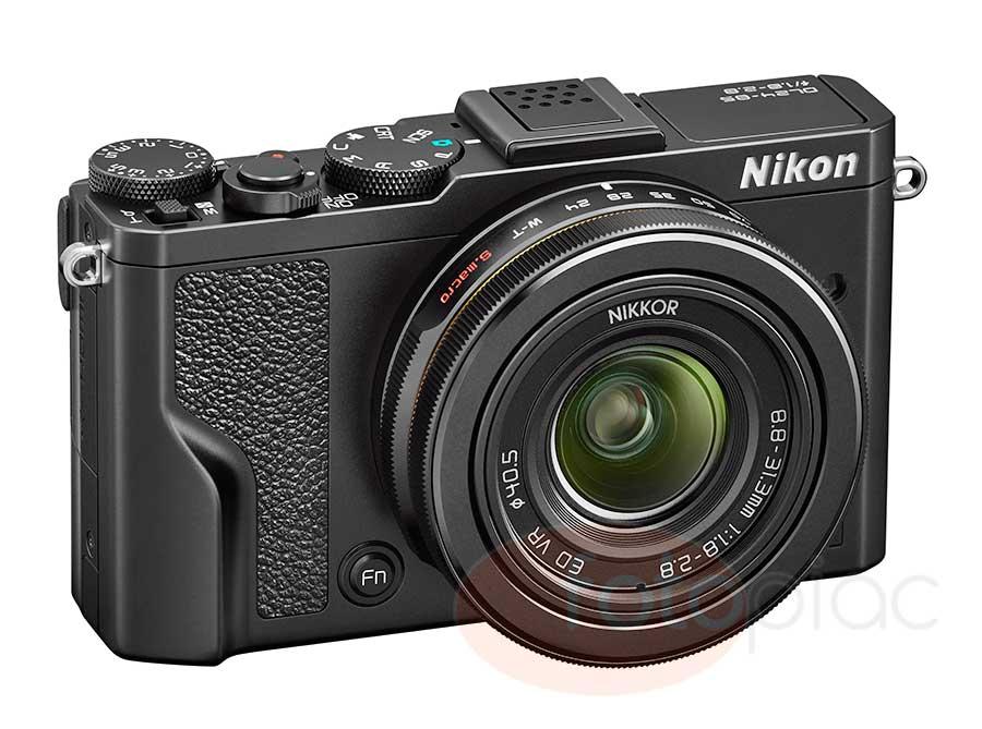 Nikon DL 24-85 f/1,8-2,8 digitális kompakt fényképezőgép