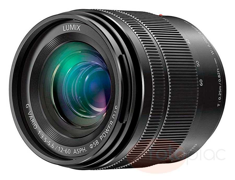 Panasonic Lumix G Vario 12-60 mm objektív