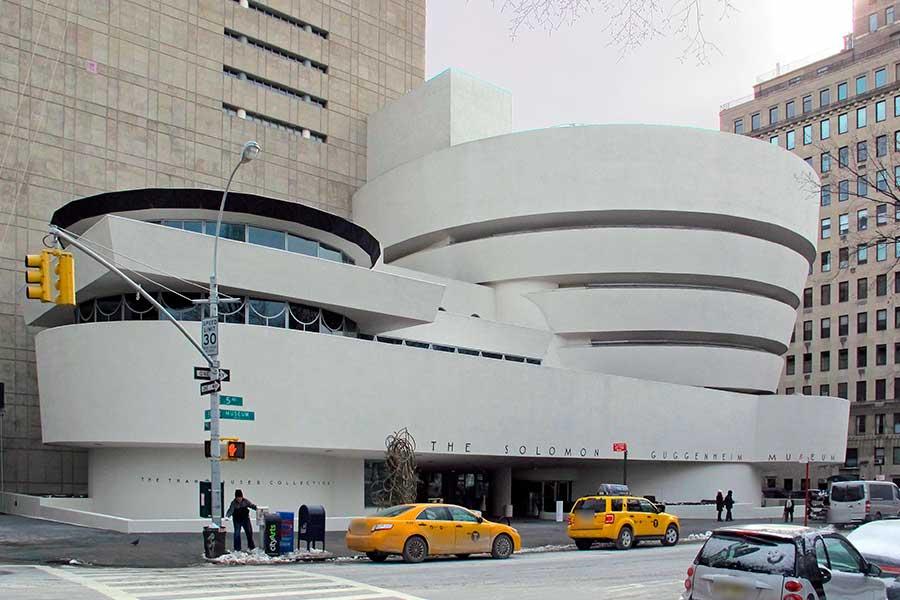 Moholy-Nagy László életműtárlata a New York-i Guggenheim Múzeumban