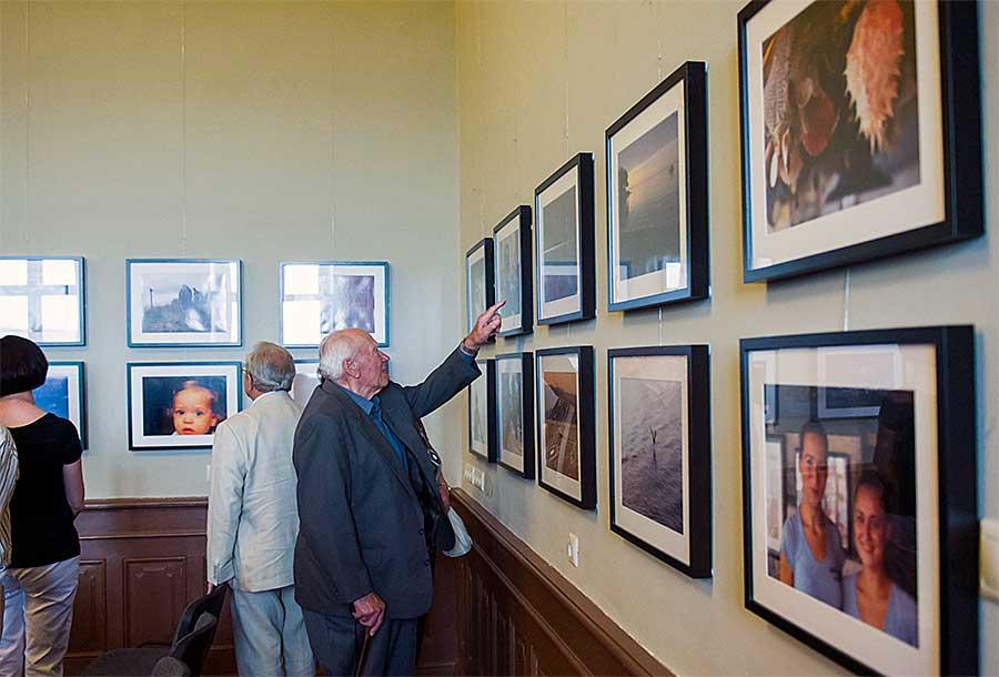 Lipthay Antal fotókiállítása a Kubinyi Ferenc Múzeumban