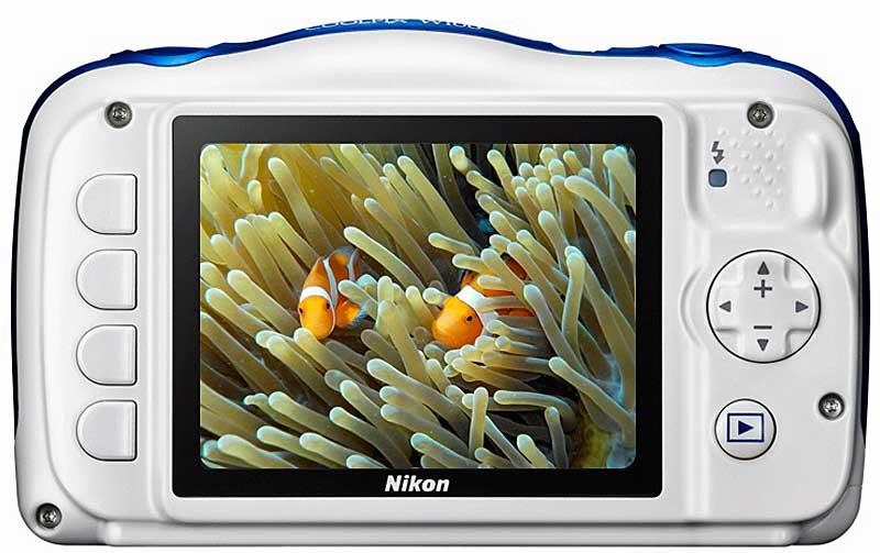Víz- és ütésálló az új Nikon Coolpix W100 fényképezőgép