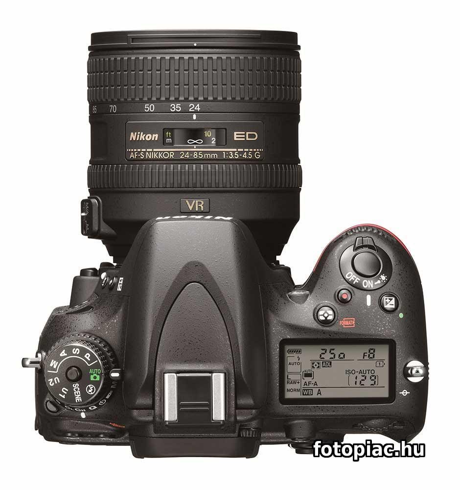 Nikon D600 digitális fényképezőgép