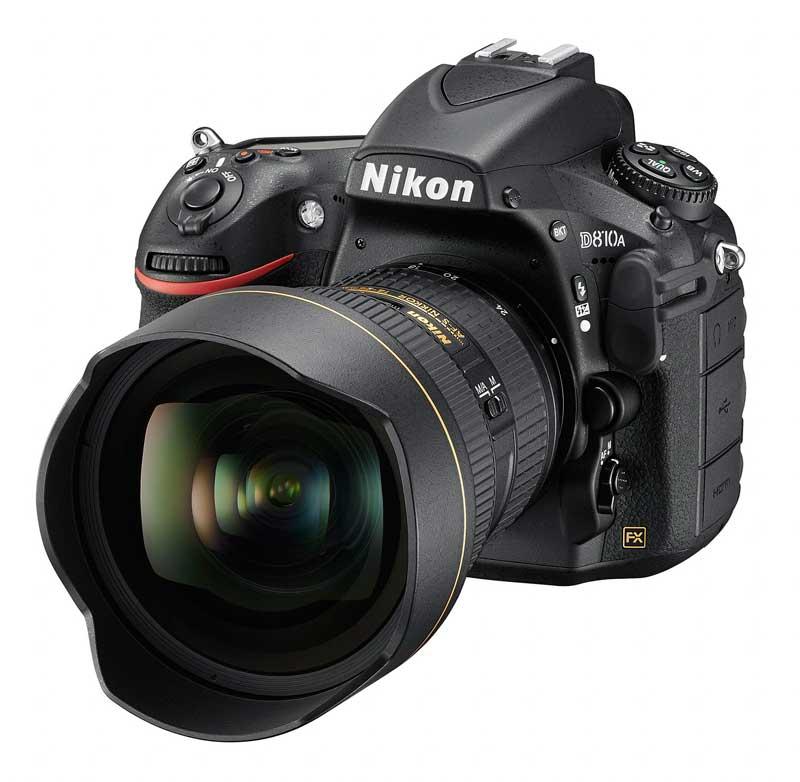 Megérkezett a páratlan D810A, a Nikon első csillagfényképezésre alkalmas D-SLR modellje