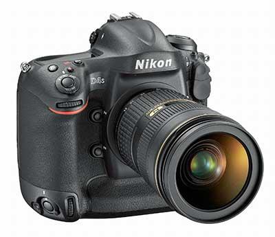 Masszív tükörreflexes fényképezőgép a Nikon D4