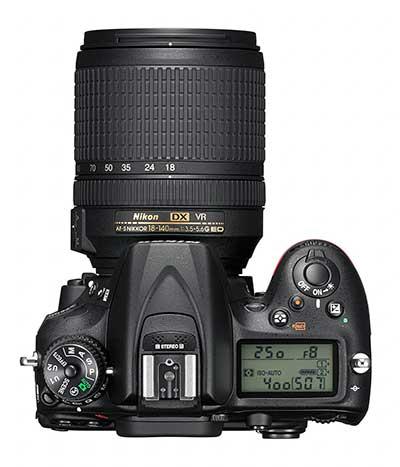 Tükörreflexes fényképezőgép kezelőgombok