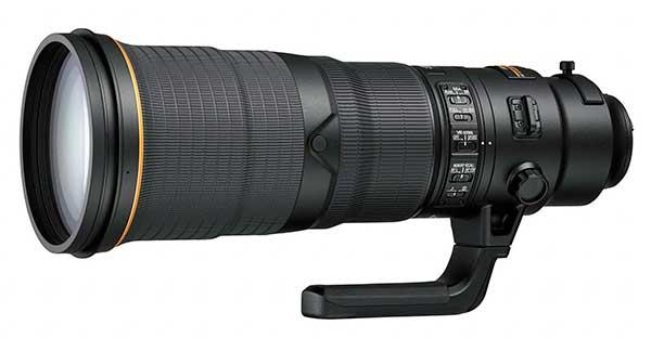 Nikon AF-S Nikkor 500 mm f/4 E FL ED VR teleobjektív