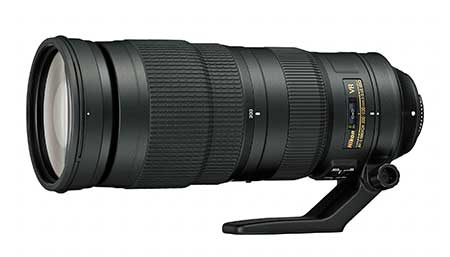 Nikon AF-S Nikkor 200-500 mm f/5,6E ED VR objektív