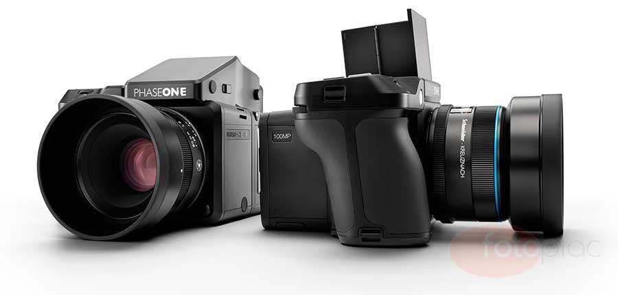 Phase One XF 100MP digitális fényképezőgép rendszer