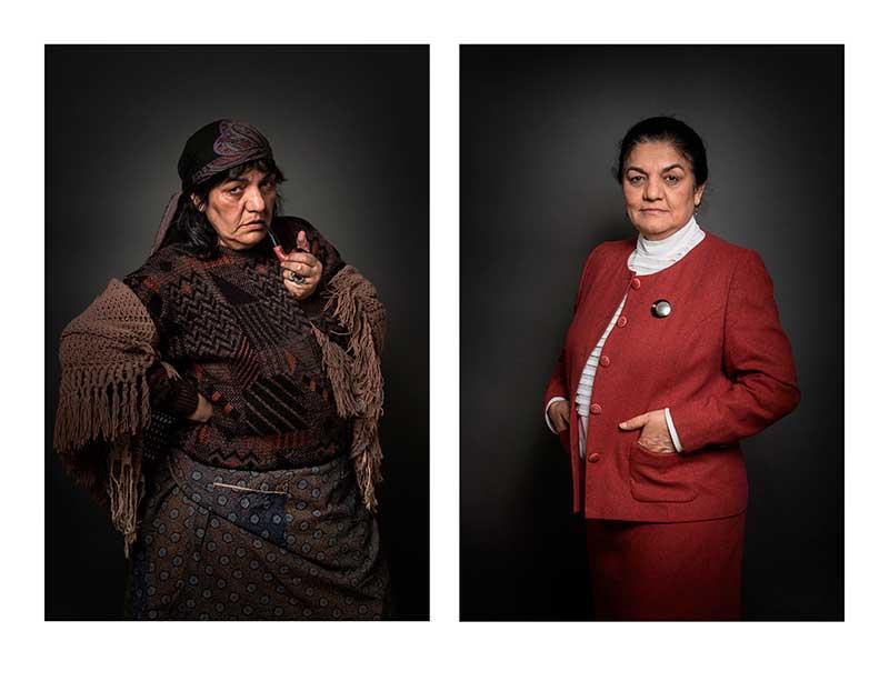 Sajtófotó pályázat 2015 André Kertész Nagydíj - Déri Miklós (Déri és Társa Bt.): A roma test politikája, Nincs ártatlan kép