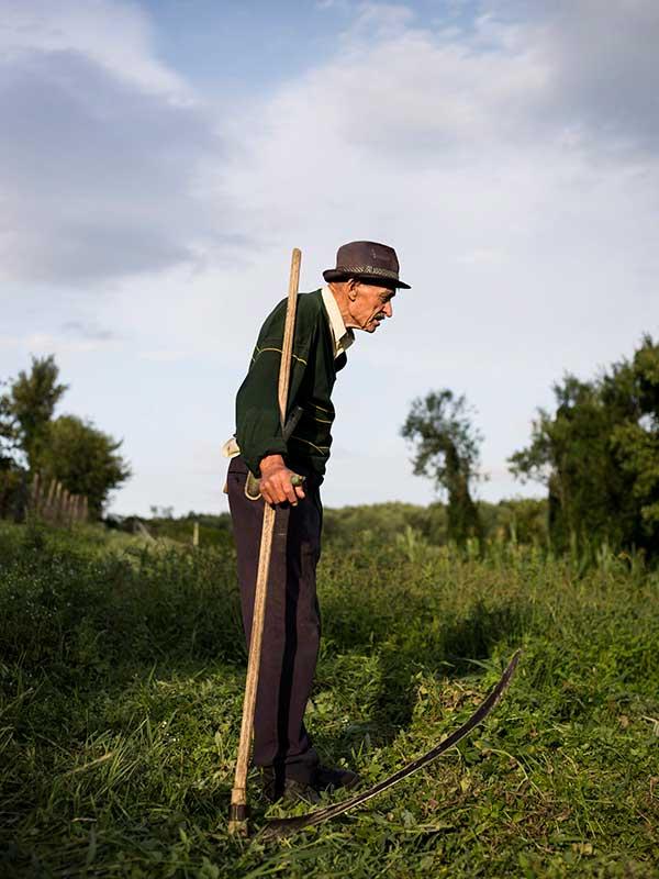 Sajtófotó pályázat 2015 Emberábrázolás - portré (egyedi) 1. hely: Hirling Bálint (www.vs.hu): Zsakfalu01