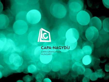 Robert Capa Magyar Fotográfiai Nagydíj 2016 fotópályázat logo
